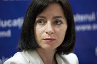 Maia Sandu va candida la prezidențiale