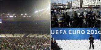 Amintirea atentatelor plutește în jurul meciului Germania - Franța. Alertă maximă la Marsilia