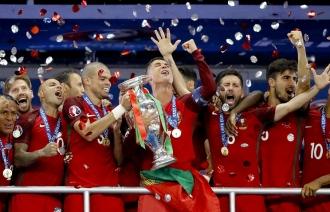 Portugalia, noua campioană europeană; 1-0 în finala cu Franța, după prelungiri