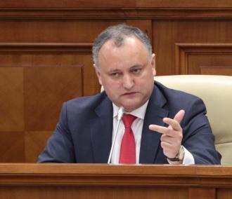Igor Dodon: Cred că și cei mai aprigi anti-ruși încep să înțeleagă că sunt necesare relații bune cu Federația Rusă