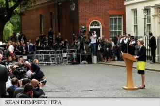 Marea Britanie: Principalii miniștri ai guvernului Theresa May