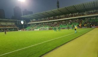 Zimbru a remizat cu turcii de la Osmanlispor în meciul tur al etapei a doua preliminare a Ligii Europei