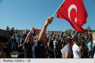 Turcia: Aproape 2.750 de judecători demiși după tentativa de lovitură de stat