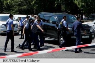 Kazahstan: Cel puțin doi polițiști, uciși, în atacuri asupra unei secții de poliție și a clădirii serviciilor speciale