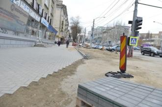 Străzi reparate cu speranțe