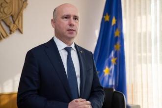 Pavel Filip: R. Moldova va semna în luna octombrie un acord cu FMI