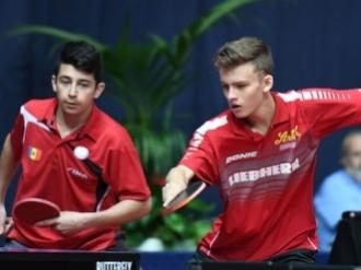 Aur pentru Republica Moldova la Campionatul European la tenis de masă