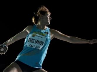 2 medalii de aur și una de argint la Campionatul Europei de Atletism, juniori