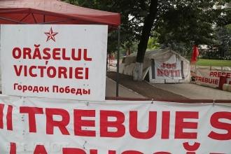 PSRM: Protestele vor continua