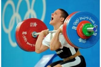 Halterofilul Alexandru Șpac a ocupat locul 5 la Jocurile Olimpice