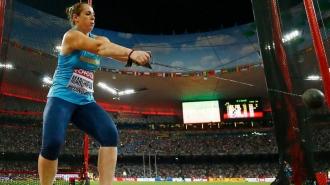 Rio 2016: Zalina Marghieva, pe locul 5 la proba de aruncare a ciocanului