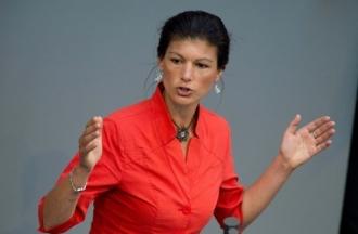 Sara Wagenknecht: Pericolul pe plan mondial vine dinspre SUA, și nu de la Federația Rusă