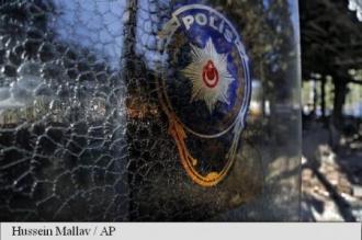 Un alt sediu de poliție vizat de un atentat în estul Turciei; Cel puțin trei morți și peste 120 de răniți