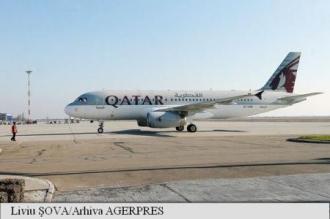 Un Airbus A330 al companiei Qatar Airways a aterizat de urgență la Istanbul după ce un motor a luat foc