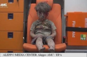 Omran, băiatul de 4 ani - imaginea războiului din Siria pentru Departamentul de Stat american