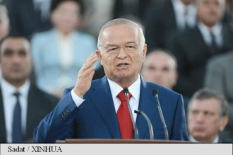 Președintele uzbek Islam Karimov a murit (trei surse diplomatice pentru Reuters)