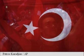 Turcia a eliberat circa 34.000 de deținuți, pentru a le face loc zecilor de mii de suspecți în legătură cu puciul