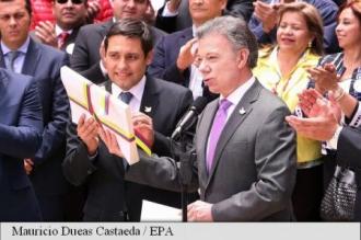 Acordul de pace în Columbia se semnează pe 26 septembrie