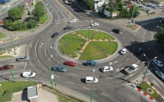 Alte două sensuri giratorii vor apărea în capitală