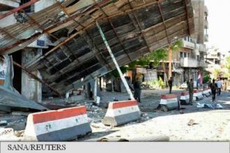 Cel puțin 26 morți în atentate cu bombă în mai multe orașe din Siria