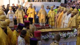 Primul sfânt canonizat în Moldova