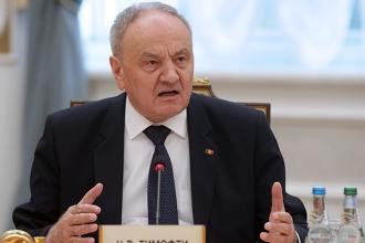 Nicolae Timofti refuză să participe la Summit-ul CSI
