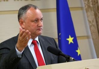 Igor Dodon, tot mai popular în sondaje
