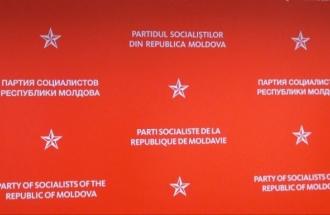 PSRM, votat masiv la alegerile parlamentare anticipate