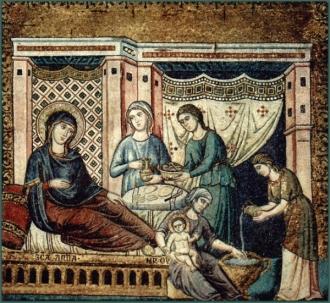 Creştinii prăznuesc Sfânta Maria Mică