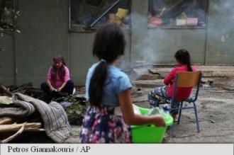 Amnesty International cere Europei să preia mai rapid refugiații din Grecia