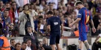 Verdictul medicilor în cazul lui Messi, după accidentarea din meciul cu Atletico