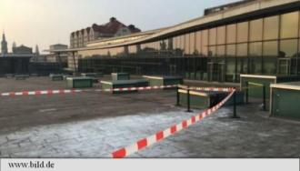 Germania: Explozia a două dispozitive improvizate în Dresda; nu s-au înregistrat victime