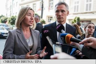 Stoltenberg: Nu există o contradicție între o apărare europeană puternică și o Alianță Nord-Atlantică puternică