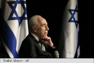 Fostul președinte al Israelului Shimon Peres a încetat din viață