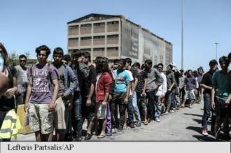 CE: 30.000 de solicitanți de azil din Grecia urmează să fie relocați în UE până la sfârșitul lui 2017