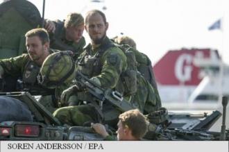 Suedia va restabili serviciul militar obligatoriu, suprimat în 2010