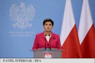 Restructurare a guvernului polonez, demarată prin demisia ministrului de finanțe