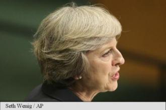 Scoția nu are drept de veto în privința Brexit, afirmă premierul britanic Theresa May