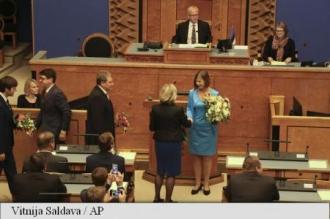 Estonia: Parlamentul a ales pentru prima dată o femeie în funcția de președinte