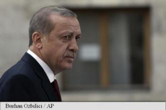 Turcia extinde starea de urgență cu încă trei luni