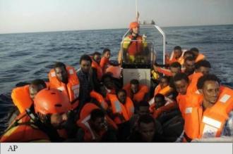 Libia: 115 migranți au fost salvați de gărzile de coastă în apropiere de Tripoli