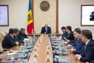 Guvernul va examina proiectul legii bugetului de stat pe anul 2017