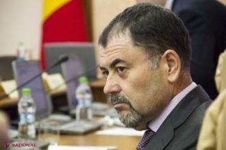 Anatol Șalaru a demisionat din PL