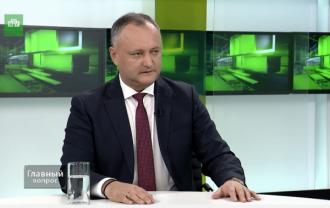 Igor Dodon va cere Guvernului revocarea lui Mihai Gribincea din funcția de Ambasador al Republicii Moldova la București
