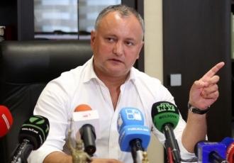 Majoritatea cetățenilor RM au încredere în Igor Dodon