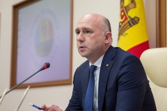 Premierul Pavel Filip respinge demersul Președintelui privind revocarea lui Mihai Gribincea
