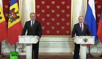 Vladimir Putin promite soluții pentru migranții moldoveni care muncesc în Rusia