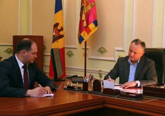 Prima inițiativă legislativă a Președintelui, pe agenda parlamentarilor