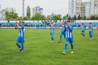 Zaria a cedat prima poziție în Divizia Națională