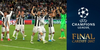 Juventus - AS Monaco 2-1. Spectacol total la Torino